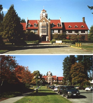 Photo of Firlands Sanitarium in Shoreline, Washington.